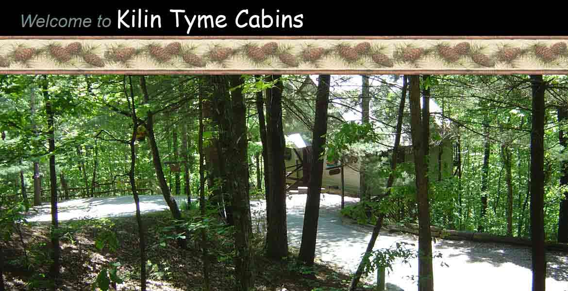 Kilin Tyme Cabins - mountain vacations