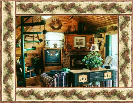 The Wildwood Cabin at Kilin Tyme Cabins